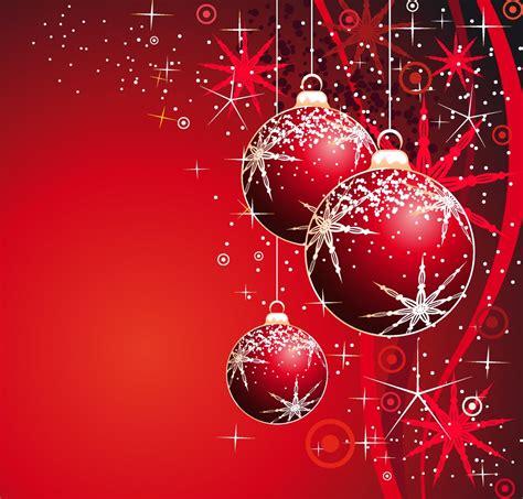 una imagen hermosa de navidad hermosas esferas color rojo con estrellas hermosas