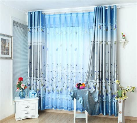 Blue Curtain Designs Living Room Inspiration Living Room Wonderful Blue Curtains For Living Room