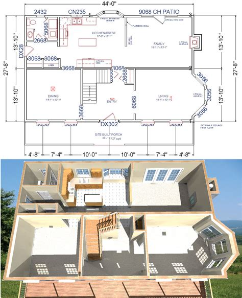 home additions plans floor plans for additions to modular home