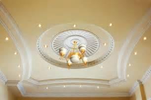 Charming Tableau Pour Decoration Salon #5: Photo-decoration-decoration-salon-platre-4.jpg