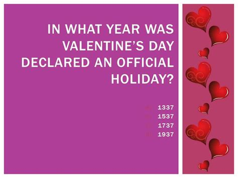 valentines day trivia 10 best s day trivia images on