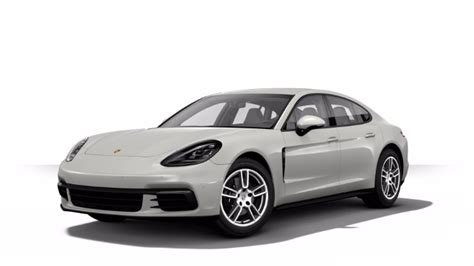 porsche chalk 2018 porsche panamera exterior paint color options