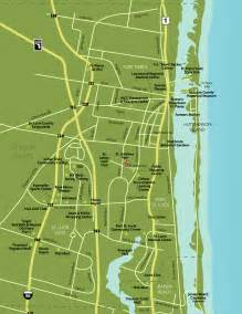 port st map walton florida mappery
