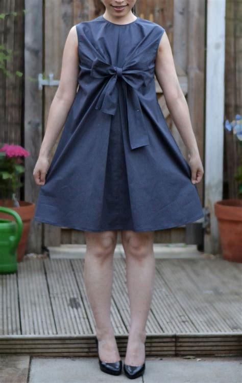 pattern magic dress pattern magic knot bow dress sewing projects