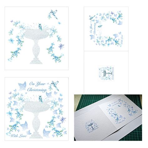 christening place cards template how to make a handmade christening card decorque cards