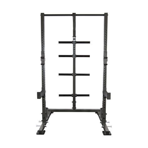 half rack weight bench im1500 half rack weight lifting system free olympic