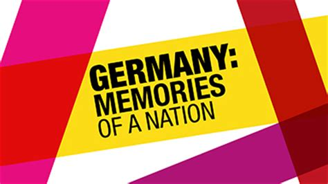 germany memories of a nation books discussion topic early modern europe germany memories of a