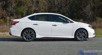 Nissan Altima Nismo 2017 Nissan Sentra Nismo Review Test Drive