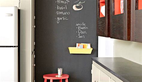 chalkboard paint easy to use 12 easy and affordable ways to transform your apartment