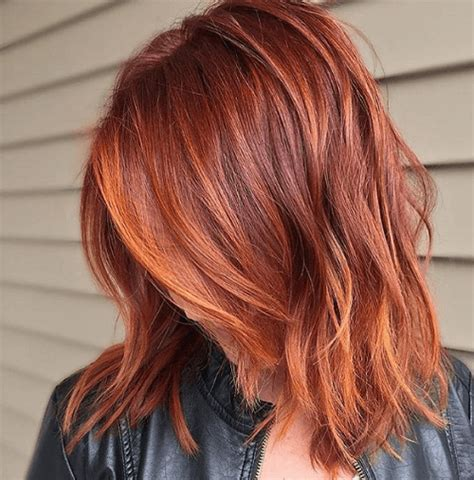 hair color 50 amazing ways to rock copper hair color hair motive