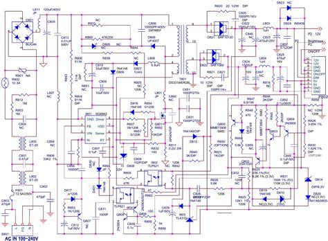 Decoder Set Tv 20inch viewsonic n2011 20 inch lcd tv circuit diagram