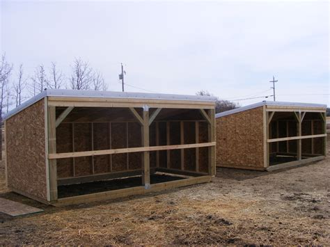 Sheds Shelters by Calf Shelters Prices Northern Storage Sheds Fort St