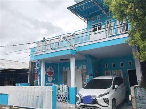 rumah biru doraemon rumah bertemakan doraemon milik