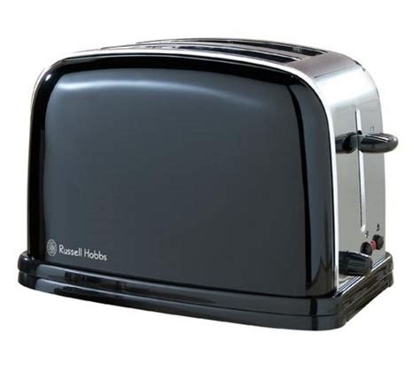 Russell Hobbs Toasters Buy Russell Hobbs Colours 14361 2 Slice Toaster Black