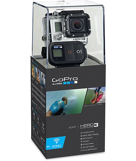 Gopro Hero3 Black Edition Malaysia gopro hero3 black edition surf hd at zumiez pdp