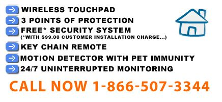 adt monitored home security alarm system solutions