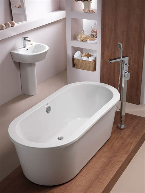 Bathtub Faucet Shower Pura Bathrooms Arco Freestanding Bath I Crown Bathrooms