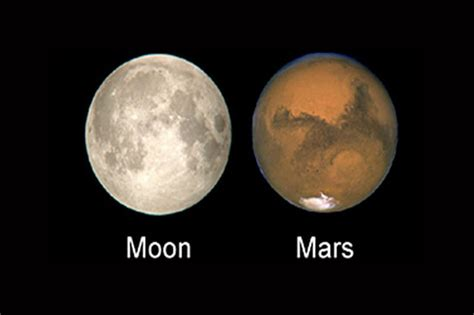 What House Is The Moon In by Mars And Its Moons Pics About Space