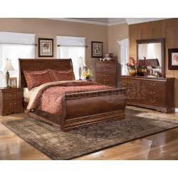 Ashley Bedroom Furniture Sets Wilmington Sleigh Bedroom Set Signature Design By Ashley