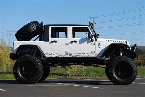 Rattle Jeep Project Rattletrap Badass Cummin S Swapped Jk Drooool I