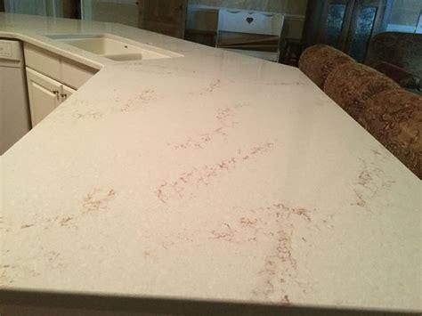 phase 2 kitchen remodel new hanstone quartz in serenity
