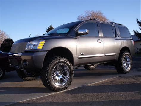 custom lifted nissan armada 2007 nissan armada lifted