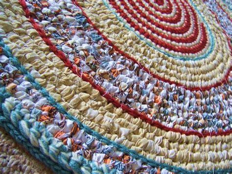 teppiche oval rugs rag rugs crocheted woven rug crochet rugs rug