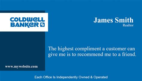 coldwell banker business cards template coldwell banker business cards 02 coldwell banker