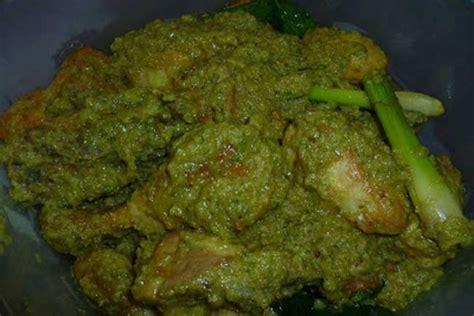 Lada Hitam Bubuk Banjarmasin resep ayam masak hijau khas banjarmasin resepkoki co
