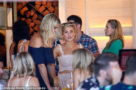 actress who plays delaney in neighbours tim robards and anna heinrich join sam frost for a reality