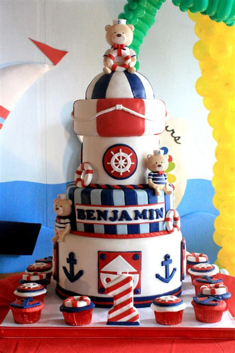 sailor nautical theme kara s ideas sailor birthday planning