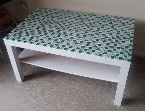 Diy Tile Coffee Table Best 20 Lack Coffee Table Ideas On Ikea Lack Hack Lack Table And Ikea Lack Side Table