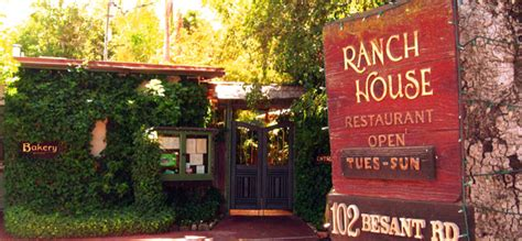 ranch house ojai green hotel ojai organic food ojai sustainable dining