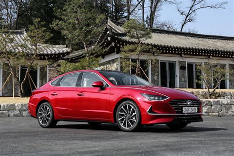 when is the 2020 hyundai sonata coming out hyundai is working on more powerful sonata variants roadshow