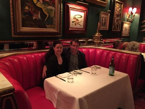 russian tea room reviews booth seating picture of the russian tea room new york city tripadvisor