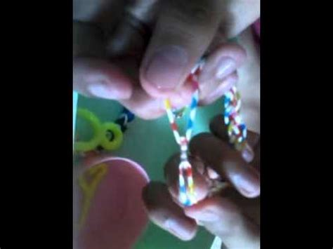 tutorial membuat gelang fishtail cara membuat gelang karet youtube