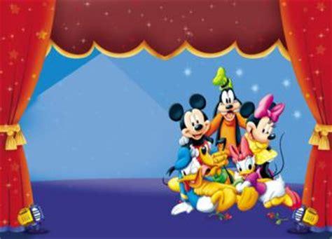 imagenes cumpleaños de mickey mouse tarjetas de cumplea 241 os de mickey mouse