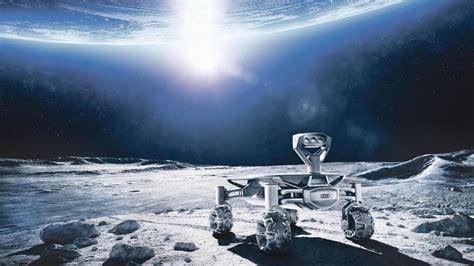 Warum Audi by Lunar Quattro Warum Audi Unbedingt Auf Den Mond Will Welt