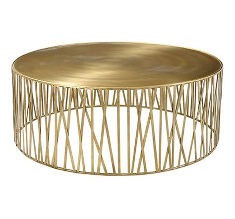 brass coffee table fisher brass coffee table