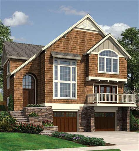 garage under house plans home plans with drive under garage escortsea