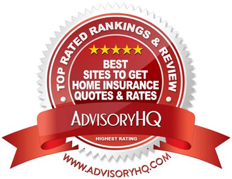 top 6 to get the best home insurance quotes rates