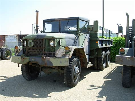 truck hton va m35 series 2 189 ton 6x6 cargo truck