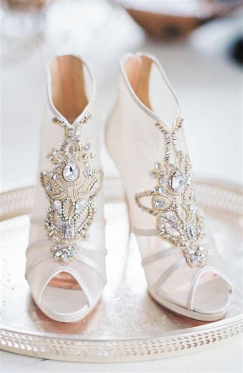Schuhe Winter Hochzeit by 30 Schicke Winter Hochzeit Schuhe Und Stiefel Ideen Mode