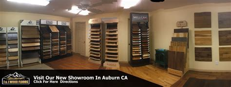 Hardwood Flooring Showroom   Installations   Auburn CA