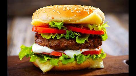 Handmade Hamburger Patties - burger patties recipe fast tasty