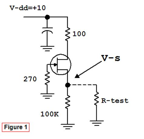 vp transistor fet jfet biasing 2006