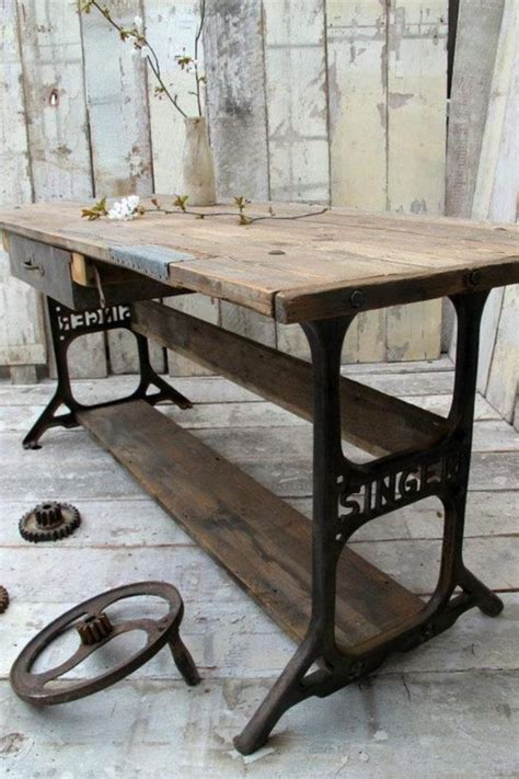 sewing bench sewing table furniture ideas pinterest