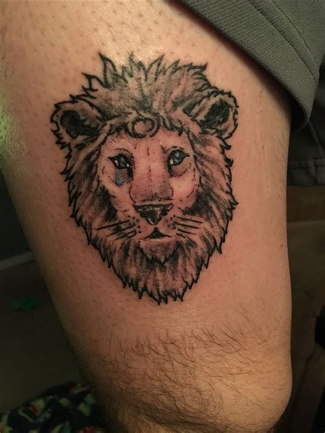 small leo tattoos 17 best ideas about small on