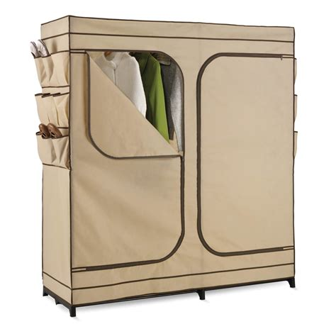 shoe closet with doors creativeworks home decor wardrobe armoire