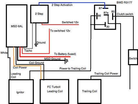 msd digital 6 plus wiring diagrams imageresizertool